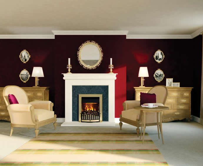 Electric Fireplaces - Danville Antique
