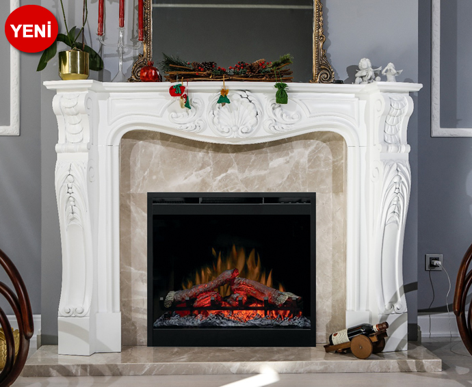 Electric Fireplaces - DF 2624