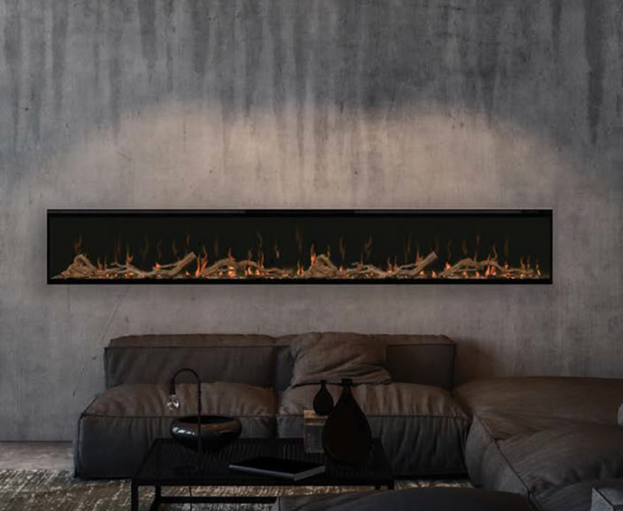 Electric Fireplaces - IGNITE XL 100