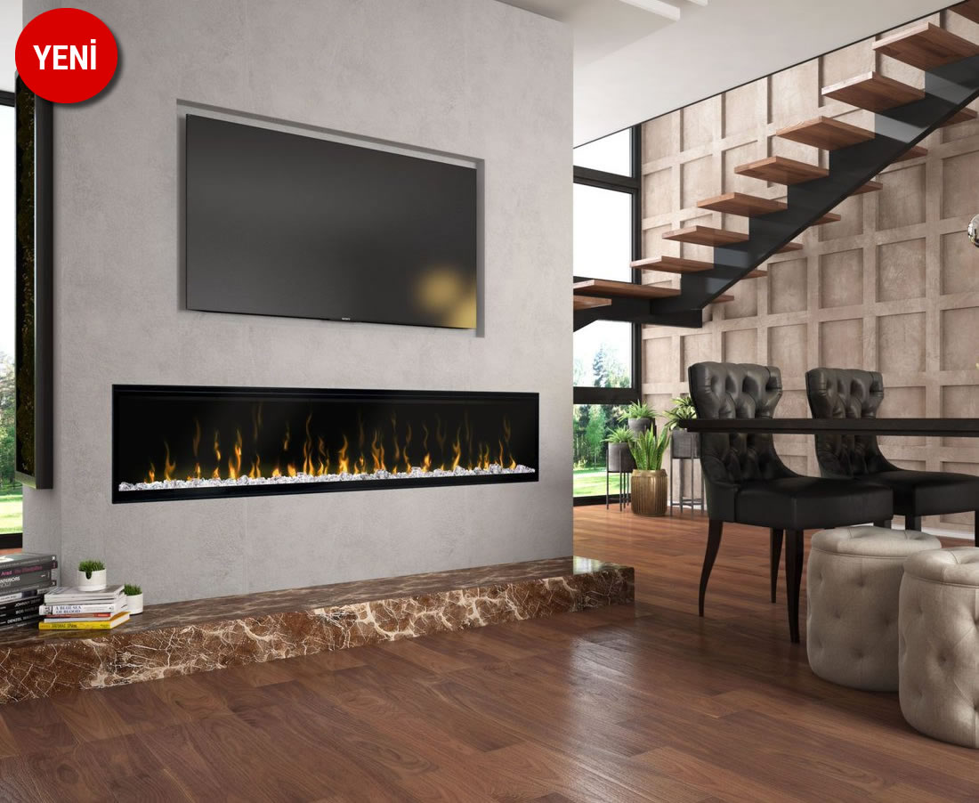 Electric Fireplaces - IGNITE XL 74