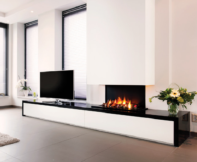 Electric Fireplaces - Juneau L