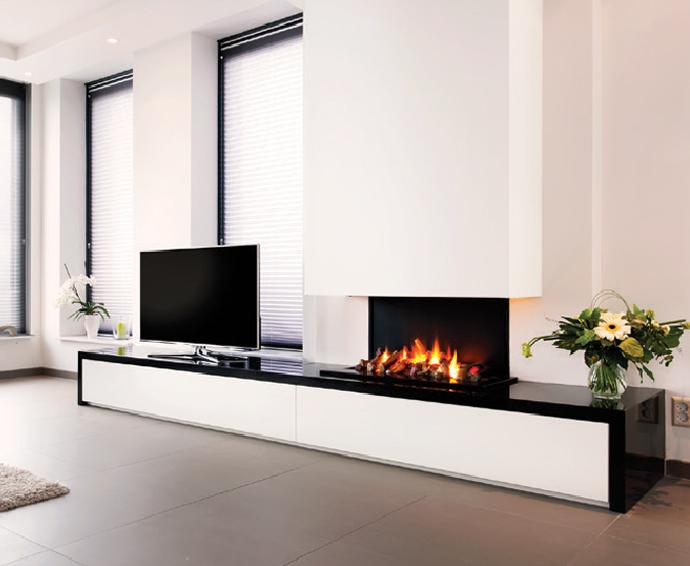 Electric Fireplaces - Juneau L