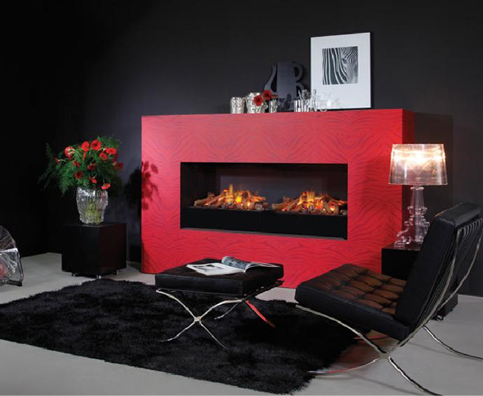 Electric Fireplaces - Juneau XL