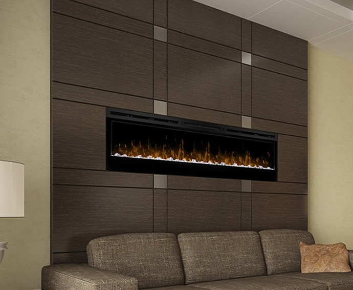 Electric Fireplaces - Prism 74