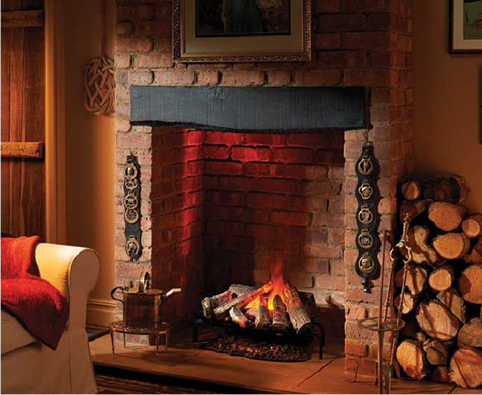 Electric Fireplaces - Silverton
