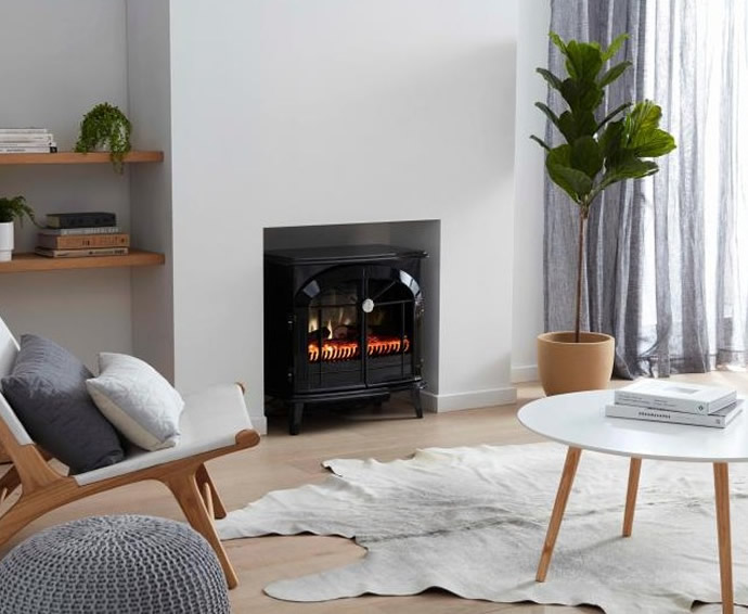 Electric Fireplaces - Stockbridge