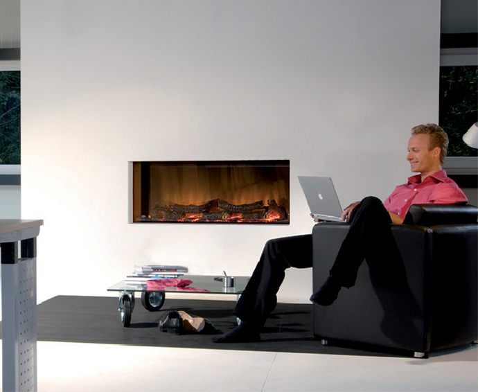 Electric Fireplaces - Vega