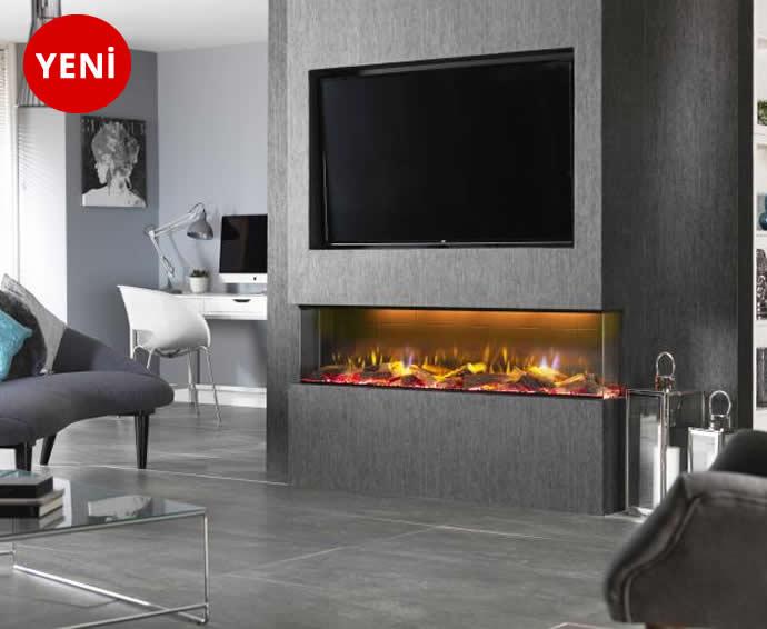 Elektrikli Şömineler - Vivente 150