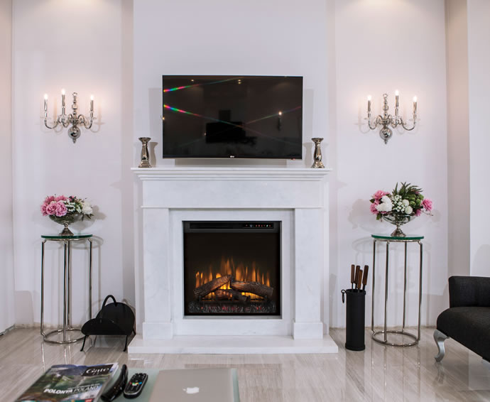 Electric Fireplaces - XHD 28