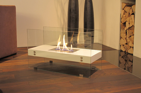Superflamm Ethanol Fireplaces - Aero