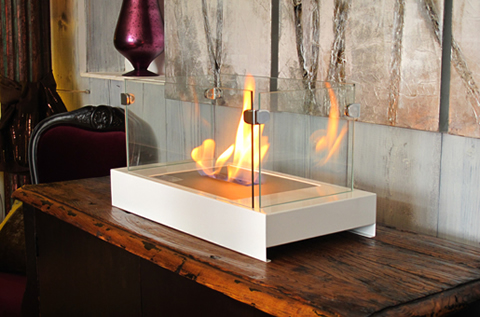 Superflamm Ethanol Fireplaces - Puro
