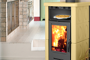 Thermorossi Cusine and Stoves - 800 ov