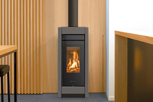 Thermorossi Cusine and Stoves - Aromy Wood Metalcolor