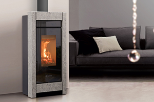 Thermorossi Cusine and Stoves - Aromy Wood Stone