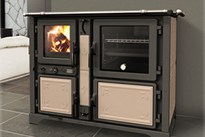 Thermorossi Cusine and Stoves - Bosky Country F30 Fiori