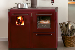 Thermorossi Cusine and Stoves - Bosky F 25