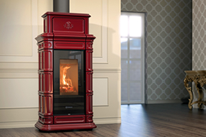 Thermorossi Cusine and Stoves - Montreux Wood Hp