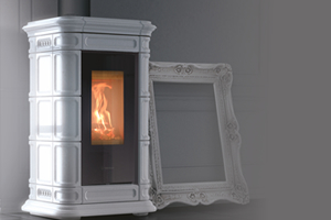 Thermorossi Cusine and Stoves - Saint Moritz Wood