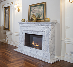 Ethanol Fireplace Surrounds