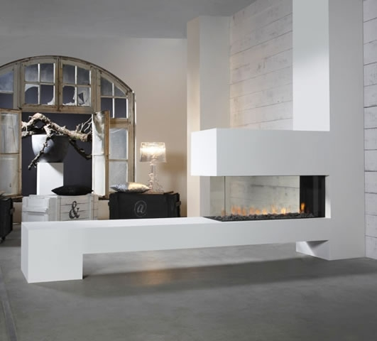 Faber Natural Gas Fireplaces