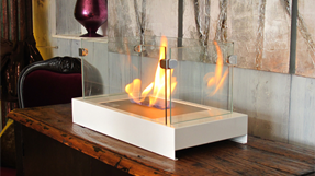 Super Flamm Ethanol Fireplaces