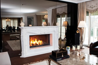 Classic Fireplace Surrounds
