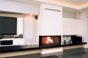 L-Type Fireplace Surrounds