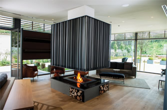 Special Design Fireplaces