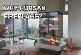 Why Hursan Fireplace ?